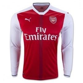 Arsenal Home Long Sleeves 16/17