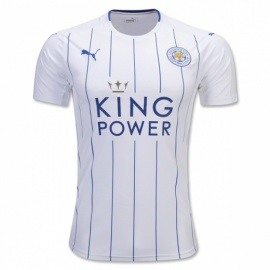 Leicester City 3rd 16/17